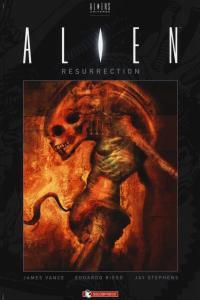 "FuturComics: ""Alien. Resurrection"" di James Vance, Jay Stephens, Eduardo Risso"